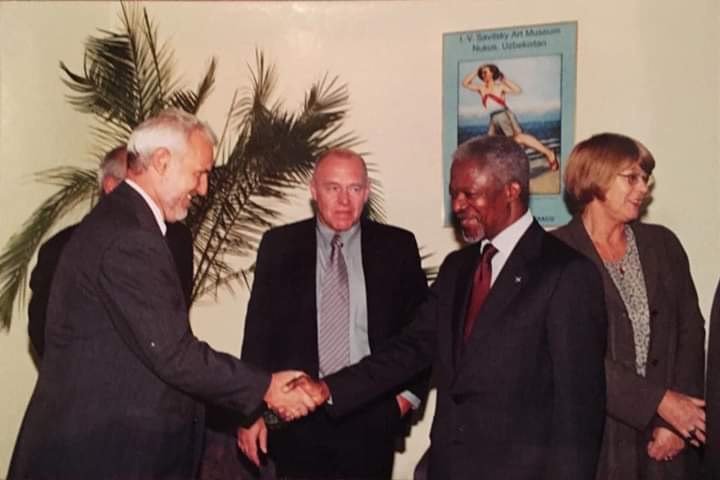 Michael Barry Lane – Ambassador of Cultural Heritage