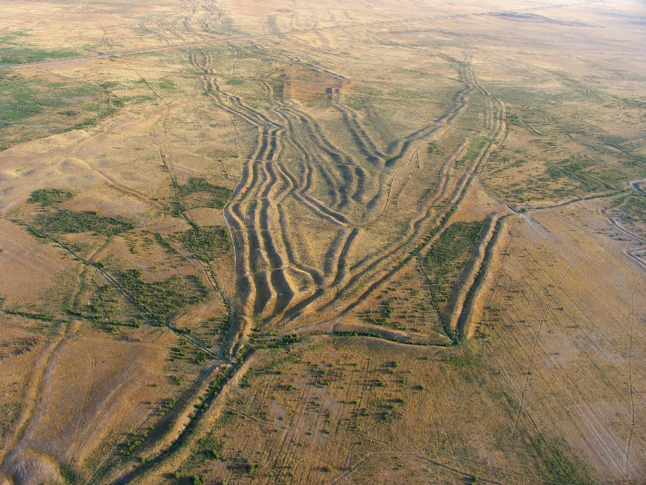 CENTRAL ASIAN ARCHAEOLOGICAL LANDSCAPES