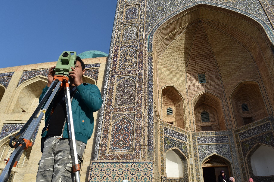 ASSESSMENT OF THE INFLUENCE OF CONSTRUCTION ON THE CULTURAL HERITAGE CITIES OF BUKHARA